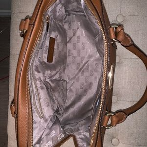 Michael Kors Bags - Michael Kors Brown Leather Handbag
